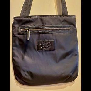 Genuine black Burberry shoulder bag